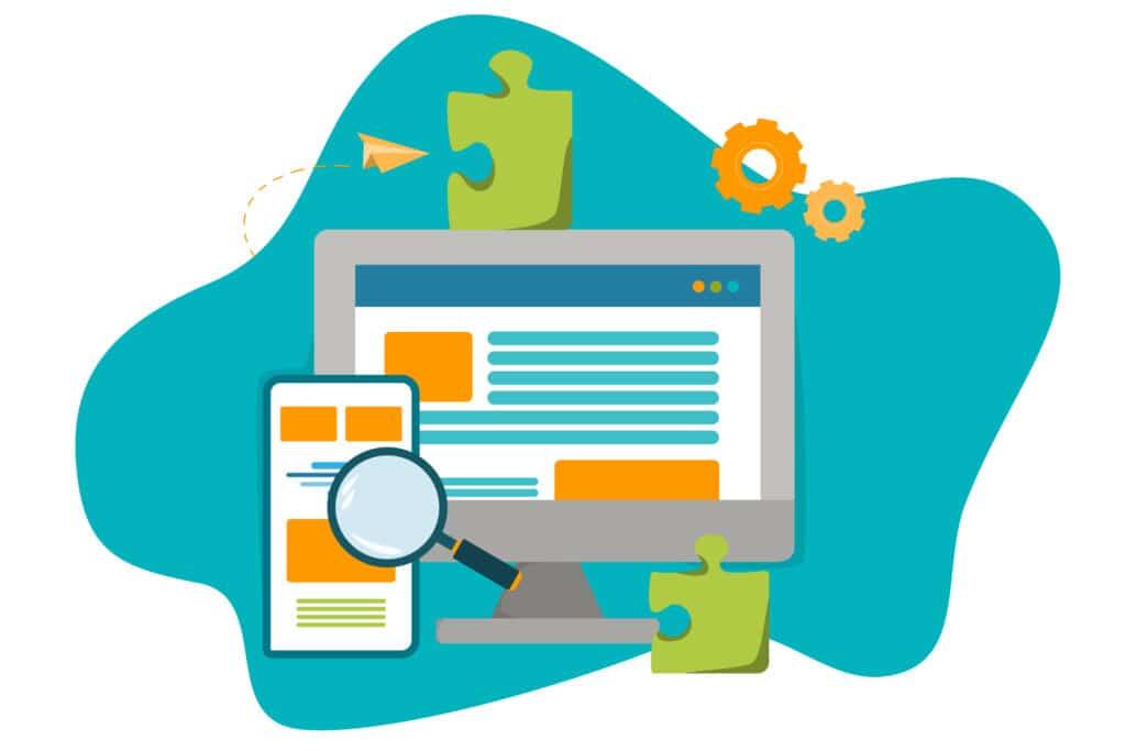 illustration article bienvenue nouveau site web Axis Solutions