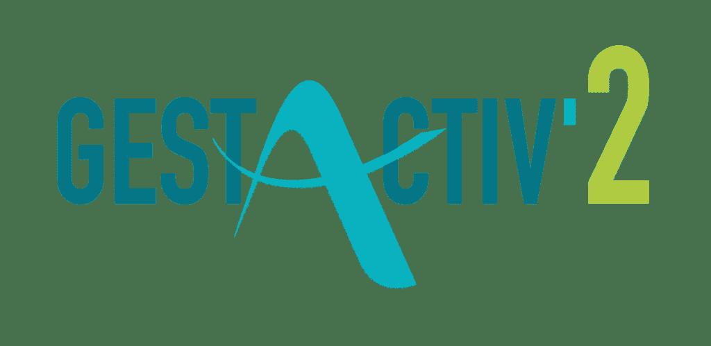 logo Gestactiv'2 le logiciel ERP dédié aux bureaux d'études