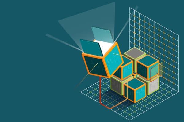 illustration article gestion matériel informatique virtualisation serveurs