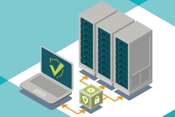 illustration article gestion outils informatique comment bien choisir son antivirus quand on est une entreprise
