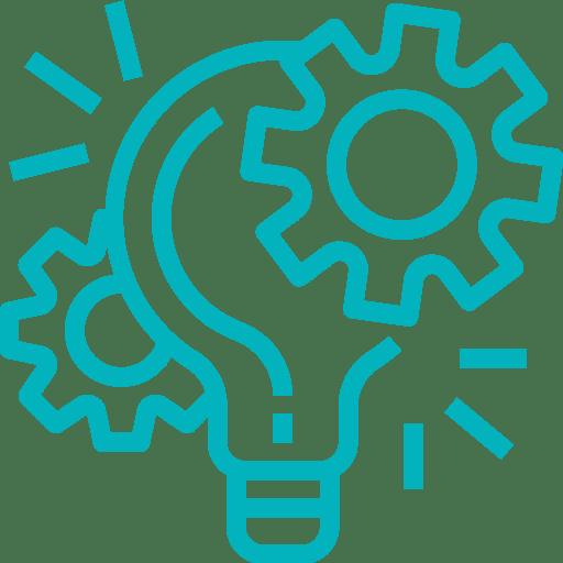 pictogramme conception web étape 1 processus de création de site internet applications mobile et logiciels