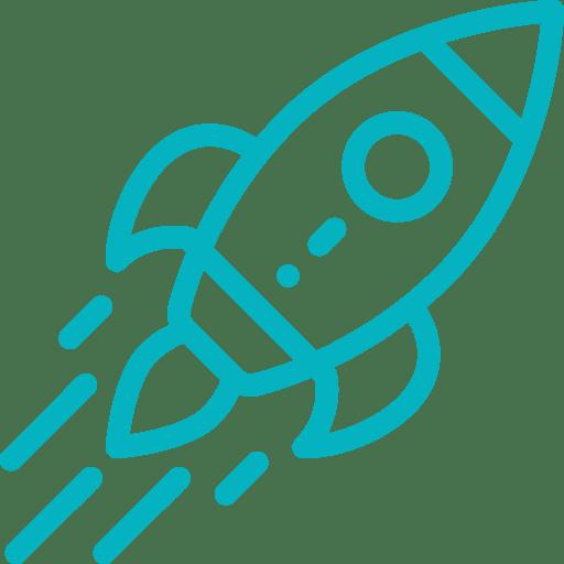pictogramme mise en ligne étape 4 processus de création de site internet applications mobile et logiciels