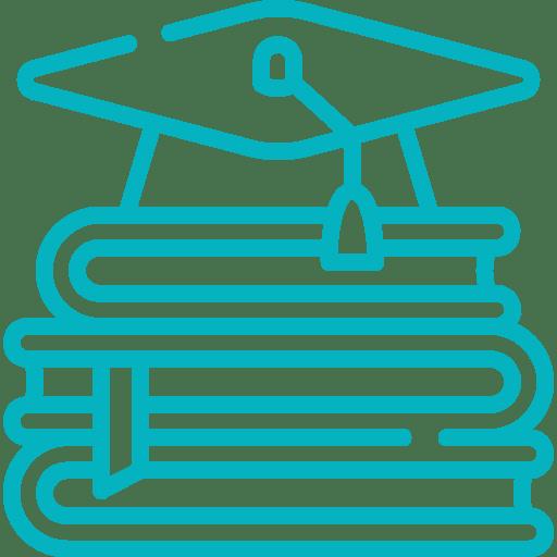 pictogramme formation & prise en main étape 5 processus de création de site internet