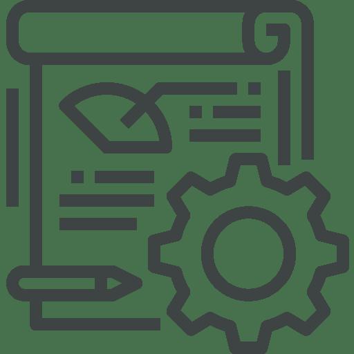 pictogramme pilotage de projet fonctionnalité Gestactiv logiciel dédié aux bureaux d'étudesudes