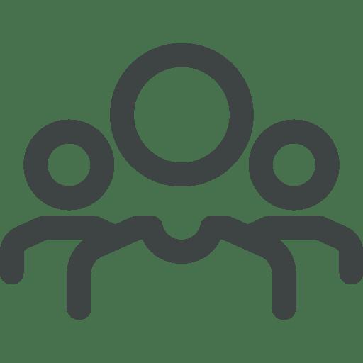 pictogramme gestion des ressources fonctionnalité du logiciel Axilta dédié à la gestion d'affaires des professionnels du Bâtiment
