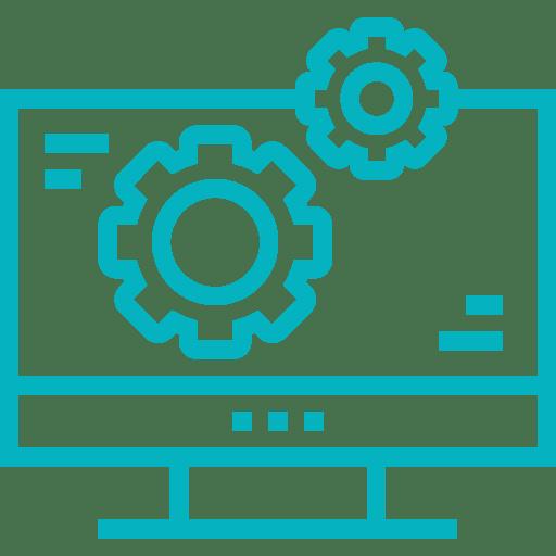 pictogramme contrat infogérance gestion parc informatique