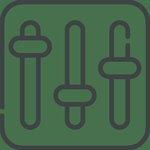 pictogramme caratéristiques personnalisables fonctionnalité du logiciel pour la qualité Plan'Actions