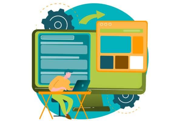 illustration article ERP & transformation numérique des bureaux d'études