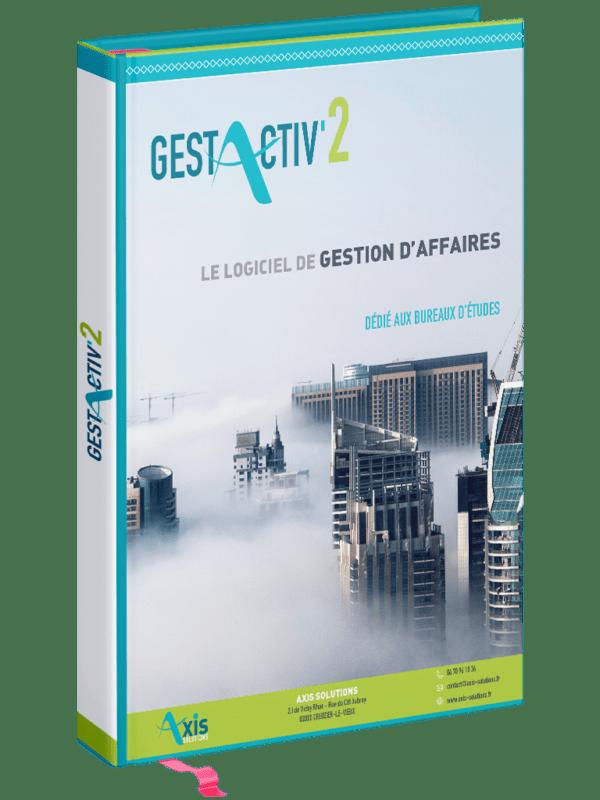 illustration documentation technique gestactiv'2 logiciel ERP de gestion d'affaires dédié aux bureaux d'études