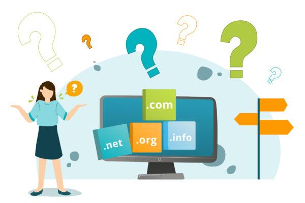 illustration choisir un nom de domaine pertinent pour son site web : nos conseils