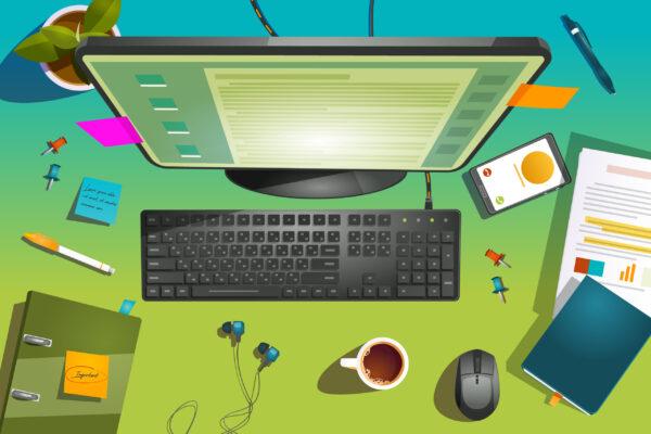 illustration article comment choisir un écran de pc adapté à son métier ?